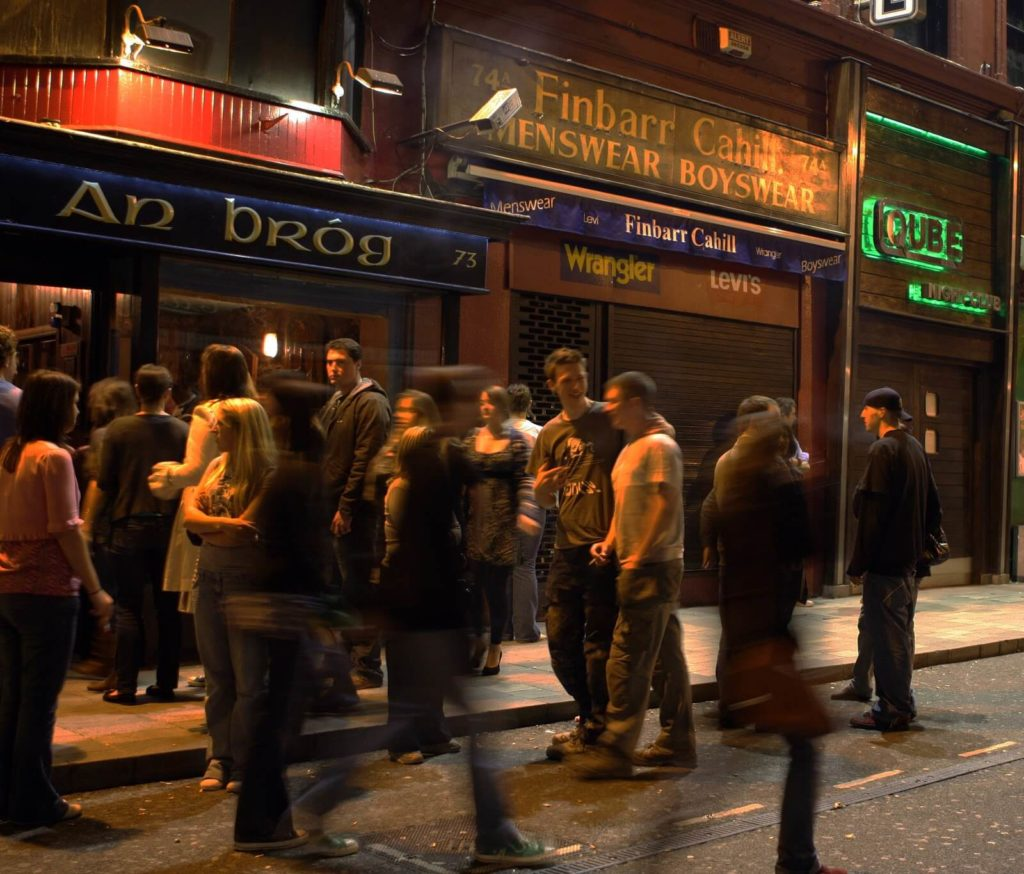 cork ireland nightlife
