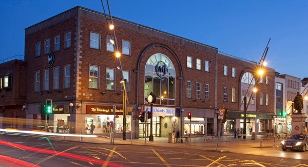merchants quay shopping centre cork